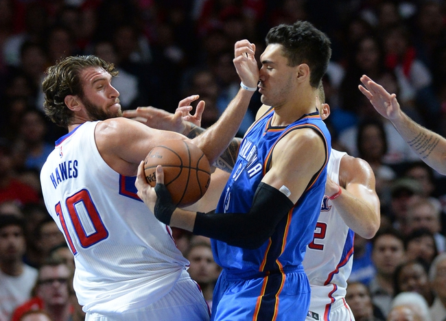 Thunder vs. Clippers - 2/8/15 NBA Pick, Odds, and Prediction