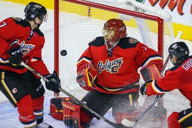 Nashville Predators vs. Calgary Flames - 3/29/15 NHL Pick, Odds, and Prediction
