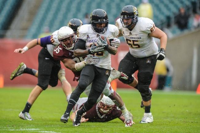 Cincinnati Bearcats vs. East Carolina Pirates - 11/13/14 College Football Pick, Odds, and Prediction