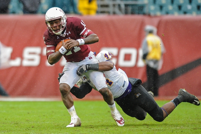 East Carolina Pirates vs. Temple Owls - 10/22/15 College Football Pick, Odds, and Prediction