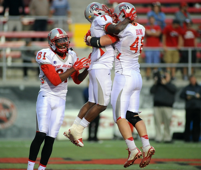 New Mexico Lobos vs. Hawaii Warriors - 10/17/15 College Football Pick, Odds, and Prediction