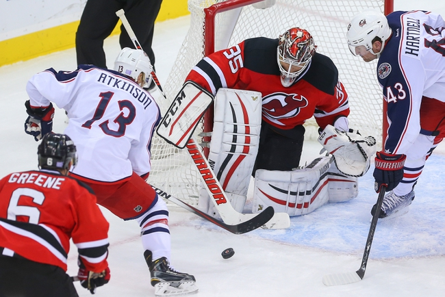 Devils vs. Blue Jackets - 3/6/15 NHL Pick, Odds, and Prediction