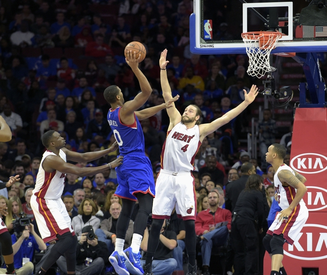 Heat vs. 76ers - 12/23/14 NBA Pick, Odds, and Prediction