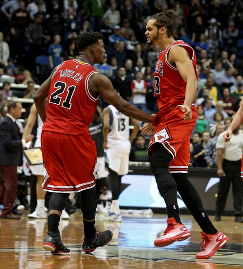Chicago Bulls vs. Minnesota Timberwolves - 2/27/15 NBA Pick, Odds, and Prediction