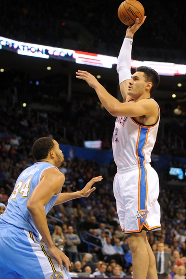 Denver Nuggets vs. Oklahoma City Thunder - 11/19/14 NBA Pick, Odds, and Prediction