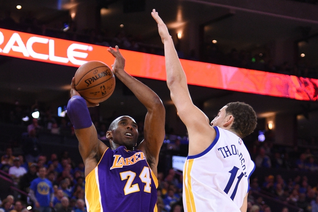 Los Angeles Lakers vs. Golden State Warriors - 11/16/14 NBA Pick, Odds, and Prediction