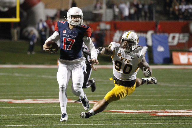 College Football Preview: The 2015 Fresno State Bulldogs