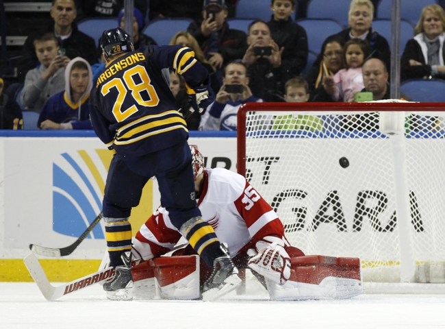 Red Wings vs. Sabres - 12/23/14 NHL Pick, Odds, and Prediction