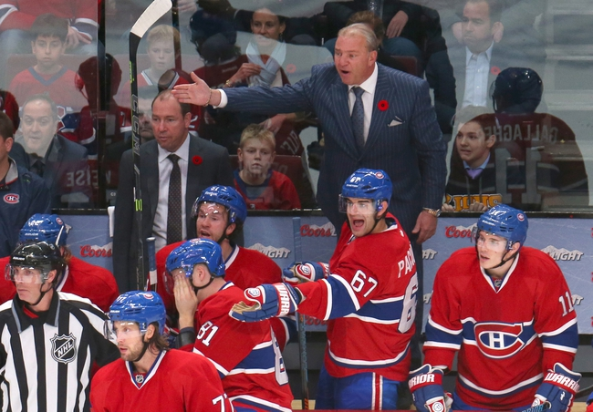 Calgary Flames vs. Montreal Canadiens - 10/30/15 NHL Pick, Odds, and Prediction