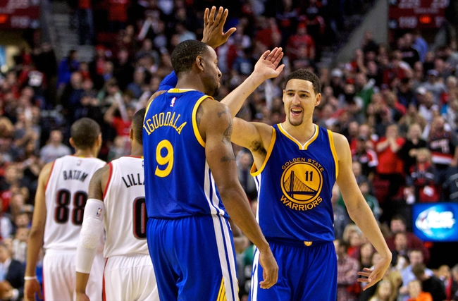 Trail Blazers vs. Warriors - 3/24/15 NBA Pick, Odds, and Prediction