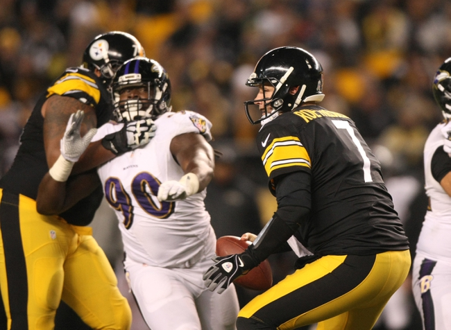 Baltimore Ravens at Pittsburgh Steelers 11/2/14 NFL Score, Recap, News and Notes