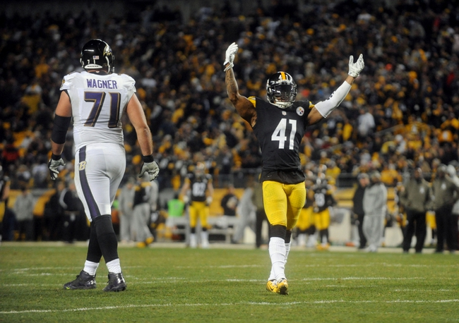 Ravens vs. Steelers - 1/3/15 NFL Wild Card Pick, Odds, and Prediction