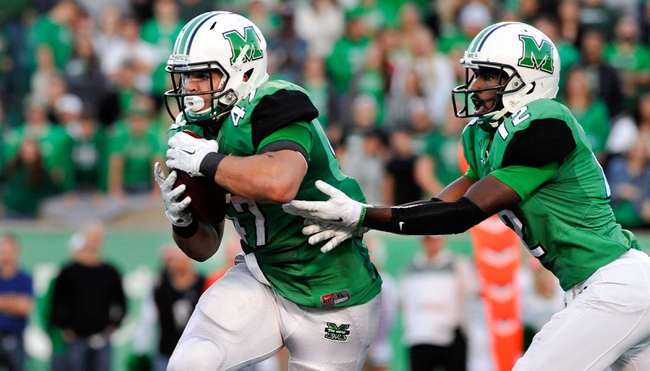 College Football Preview: The 2015 Marshall Thundering Herd
