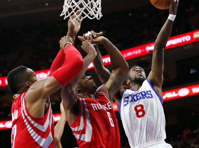 Rockets vs. 76ers - 11/14/14 NBA Pick, Odds, and Prediction