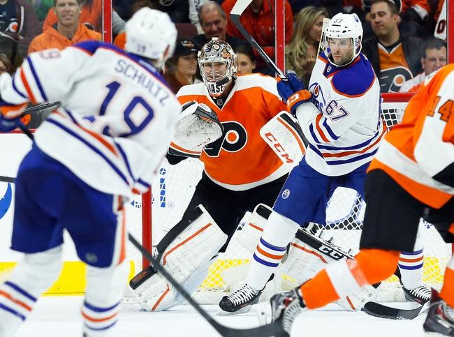 Edmonton Oilers vs. Philadelphia Flyers - 3/21/15 NHL Pick, Odds, and Prediction