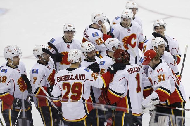 Calgary Flames vs. Washington Capitals - 10/20/15 NHL Pick, Odds, and Prediction