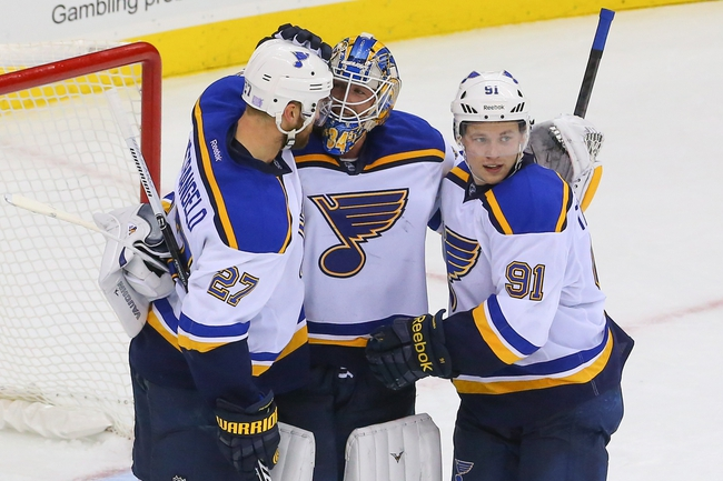 St. Louis Blues vs. New Jersey Devils - 11/6/14 NHL Pick, Odds, and Prediction