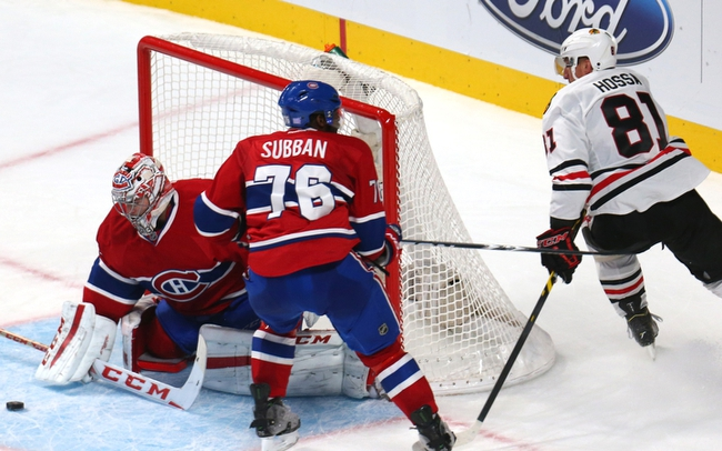 Chicago Blackhawks vs. Montreal Canadiens - 12/5/14 NHL Pick, Odds, and Prediction