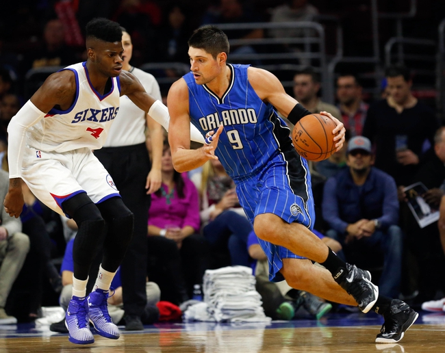 Orlando Magic vs. Philadelphia 76ers - 12/21/14 NBA Pick, Odds, and Prediction