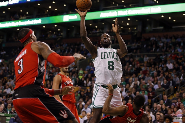 Raptors vs. Celtics - 1/10/15 NBA Pick, Odds, and Prediction