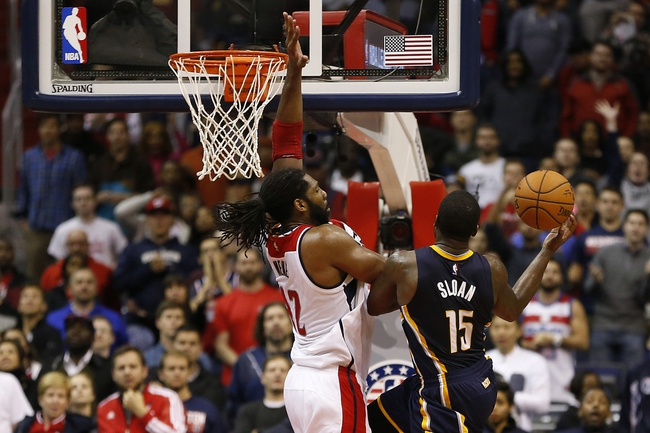 Pacers vs. Wizards - 11/8/14 NBA Pick, Odds, and Prediction