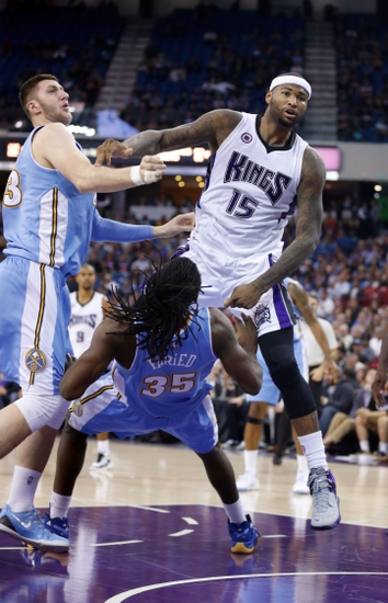 Sacramento Kings vs. Denver Nuggets - 1/9/15 NBA Pick, Odds, and Prediction