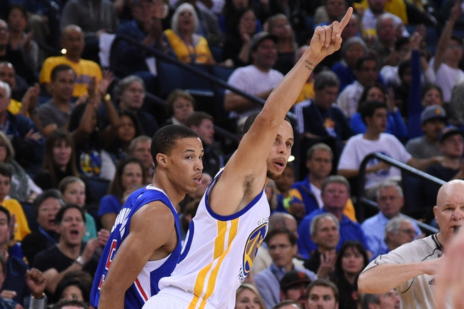 Clippers vs. Warriors - 12/25/14 NBA Pick, Odds, and Prediction