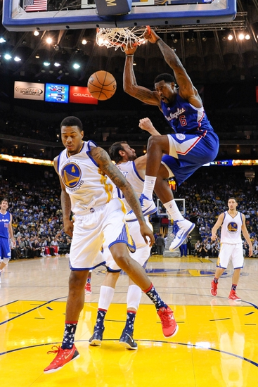 Golden State Warriors at Los Angeles Clippers - 12/25/14 NBA Pick, Odds, and Prediction
