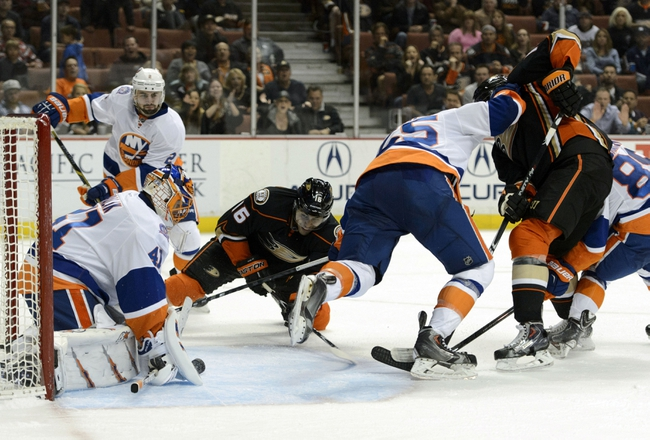 Islanders vs. Ducks - 3/28/15 NHL Pick, Odds, and Prediction