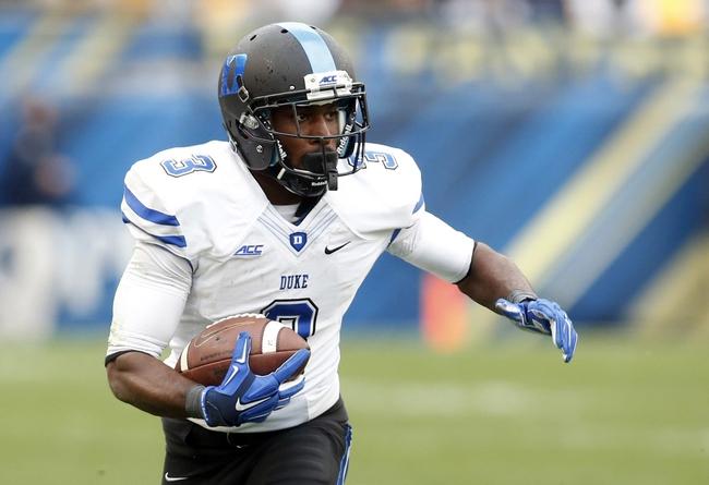 Duke Blue Devils vs. Wake Forest Demon Deacons - 11/29/14 College Football Pick, Odds, and Prediction
