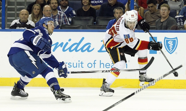 Tampa Bay Lightning vs. Calgary Flames - 11/12/15 NHL Pick, Odds, and Prediction