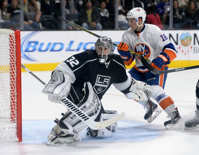 New York Islanders vs. Los Angeles Kings - 3/26/15 NHL Pick, Odds, and Prediction