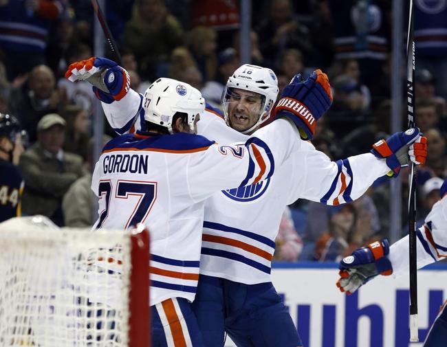 Edmonton Oilers vs. Buffalo Sabres -  NHL Pick, Odds, and Prediction
