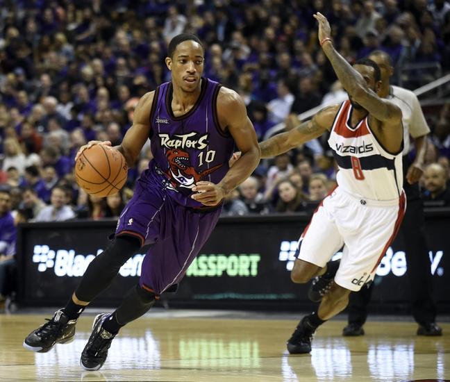 Wizards vs. Raptors - 1/31/15 NBA Pick, Odds, and Prediction