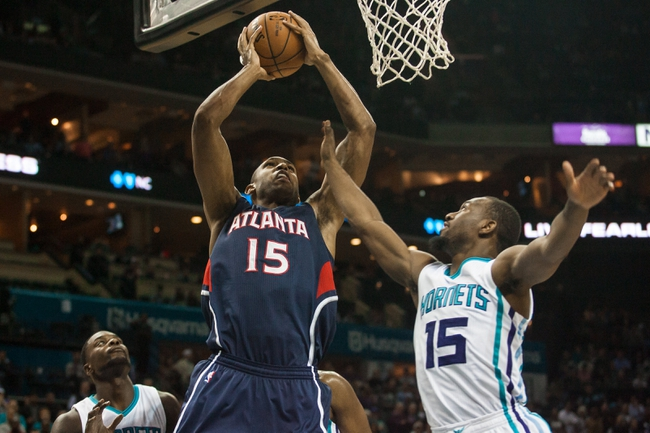 Hawks vs. Hornets - 11/29/14 NBA Pick, Odds, and Prediction