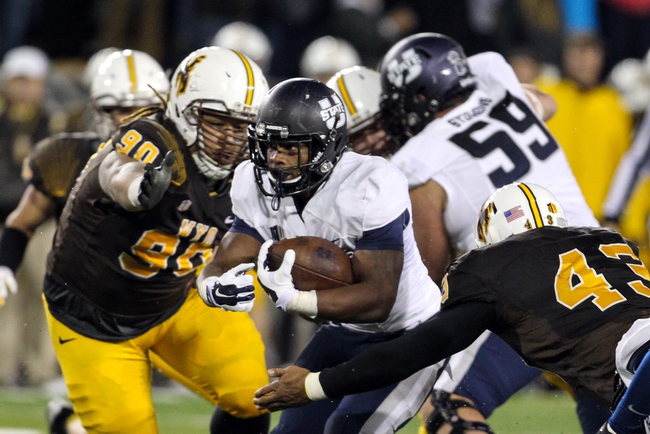 Utah State Aggies vs. New Mexico Lobos - 11/15/14 College Football Pick, Odds, and Prediction