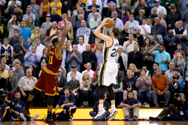 Cavaliers vs. Jazz - 1/21/15 NBA Pick, Odds, and Prediction