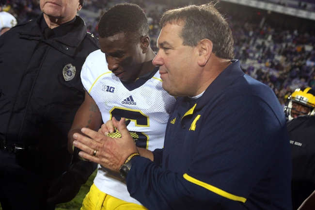 Michigan vs. Maryland - 11/22/14 College Football Pick, Odds, and Prediction