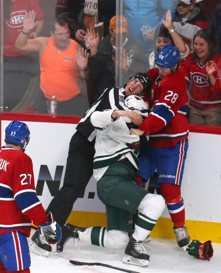 Minnesota Wild vs. Montreal Canadiens - 12/3/14 NHL Pick, Odds, and Prediction