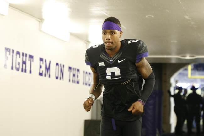 Kansas vs. TCU - 11/15/14 College Football Pick, Odds, and Prediction