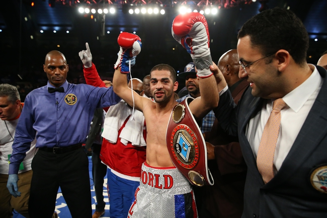 Sadam Ali vs. Jessie Vargas Boxing Preview, Pick, Odds, Prediction - 3/5/16