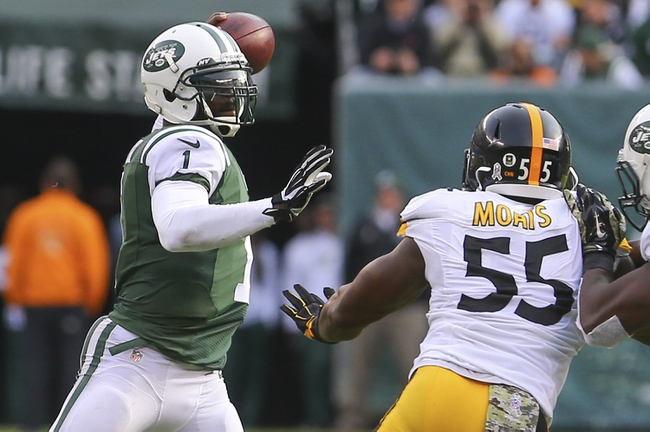 Pittsburgh Steelers at New York Jets 11/9/14 NFL Score, Recap, News and Notes