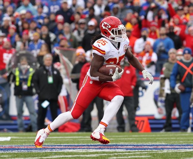 Chiefs vs. Seahawks - 11/16/14 NFL Pick, Odds, and Prediction
