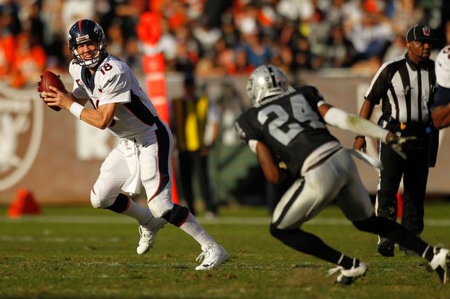 Top Ten 2015 Week 5 NFL Players to Watch