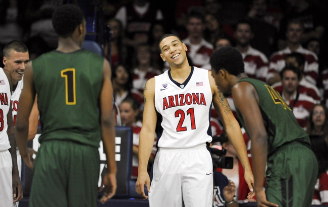 Arizona vs. Mount St. Mary's - 11/14/14 College Basketball Pick, Odds, and Prediction