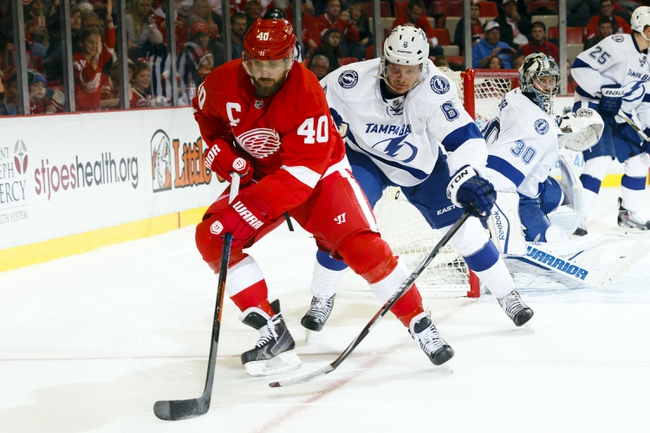 Lightning vs. Red Wings -  NHL Pick, Odds, and Prediction