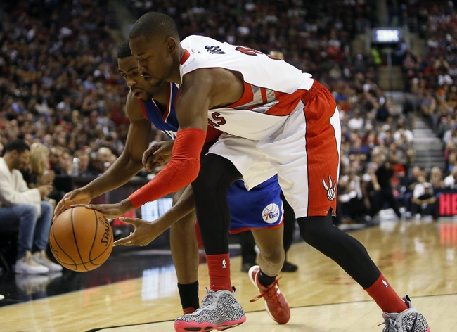 Toronto Raptors vs. Philadelphia 76ers - 1/14/15 NBA Pick, Odds, and Prediction
