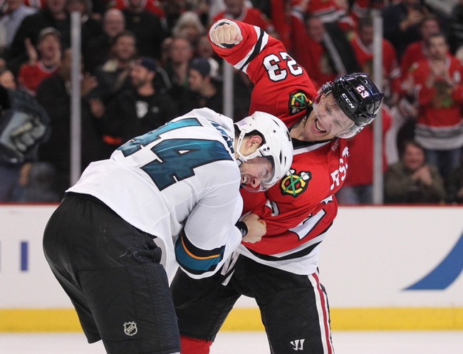 San Jose Sharks vs. Chicago Blackhawks - 1/31/15 NHL Pick, Odds, and Prediction