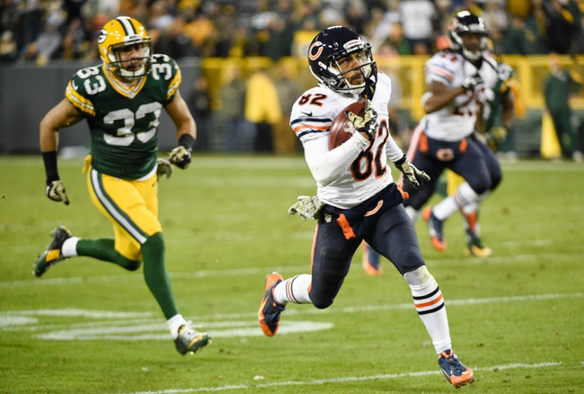 Green Bay Packers at Chicago Bears- 9/13/15 NFL Pick, Odds, and Prediction