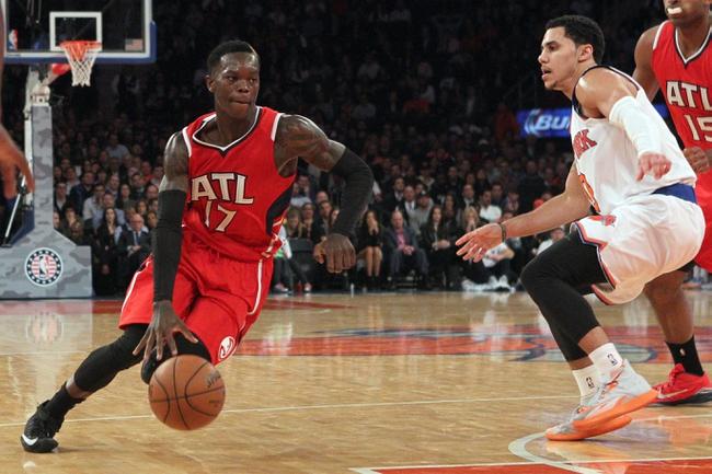 Atlanta Hawks vs. New York Knicks - 4/13/15 NBA Pick, Odds, and Prediction